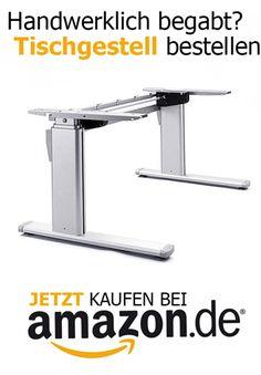 Bildergebnis für höhenverstellbarer tisch selber bauen