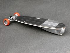 Groundsurf - a motorized land surfing board | Designer: 1135garnet | Click the photo to read the features, it's pretty amazing.