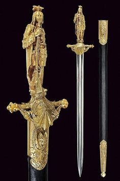 A very scarce sword from the British Province of Canada, ca. 19th century.
