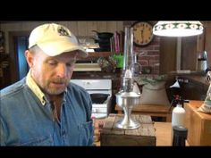 Aladdin Lamps - a Tutorial Series by MainePrepper...