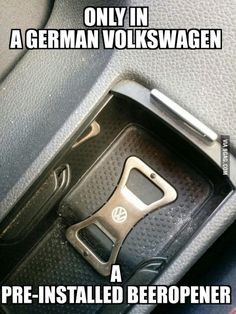Funny pictures about They Know How To Accessorize Cars. Oh, and cool pics about They Know How To Accessorize Cars. Also, They Know How To Accessorize Cars photos. You Funny, Really Funny, Hilarious, Funny Stuff, Funny Things, Funny Picture Quotes, Best Funny Pictures, Random Pictures, Volkswagen