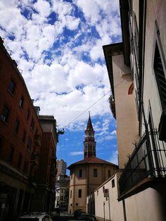 Buongiorno #Milano Dalla contrada (ora via) delle ore #milanodavedere Milano da Vedere