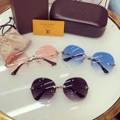 Cute Sunglasses, Coolers, Eyewear, Girly, How To Wear, Fashion, Eye Glasses, Accessories, Glasses