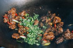 This cumin lamb recipe is our take on a classic dish from Xinjiang, China. It's not hard to make an authentic plate of cumin lamb in your home kitchen! Lamb Recipes, Cooking Recipes, Cumin Lamb, Lamb Skewers, Best Time To Eat, Red Chili Peppers, Grilled Lamb, Lamb Dishes, Gluten Free Rice