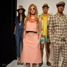 trina turk's california road trip-inspired spring 2014 collection