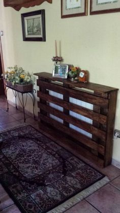 Ooo I like the colors Pallet Furniture Designs, Pallet Patio Furniture, Woodworking Furniture, Diy Furniture, Homemade Home Decor, Diy Home Decor, New Living Room, Living Room Decor, Home Projects