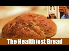 Healthiest Bread In The World Dr Eric Berg Recipe Video Tutorial