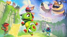 Upcoming platformer Yooka-Laylee has been delayed from its previous October 2016 release date to Q1 2017, the game's E3 2016 trailer reveals. Xbox 360, Playstation, Nintendo 64, Nintendo Switch Games, Nintendo Eshop, Linux, Art Final, Banjo Kazooie, December