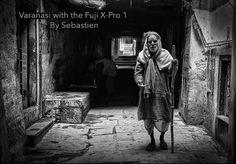 Varanasi with the Fuji X-Pro 1 By Sebastien