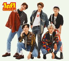 SHINee; 5th full album, 1of1 – Group teaser