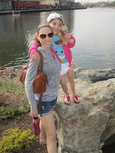 Our youngest daughter, Angie, with her daughter, Alexis, our granddaughter - 3-17-2012.