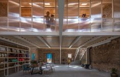 Gallery of The South Yard / Advanced Architecture Lab + Atelier UPA - 21