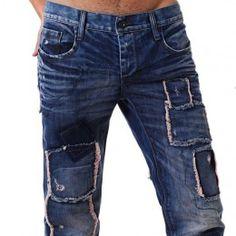 79,90 € ziemlich dekadent - Cipo & Baxx destroyed Jeans
