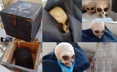 "VIDEO:The Mystery of the Strange Briefcase and Two Mysterious Skulls Discovered in the Mountains in Elbrus, Russia in the summer of 2015 – Hunters Warehouse Found Another Suitcase ""Ahnenerbe"""