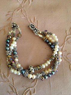 Pearl Jewelry, Wire Jewelry, Jewelery, Jewelry Findings, Jewelry Armoire, Leather Jewelry, Crystal Jewelry, Jewelry Box, Jewelry Scale
