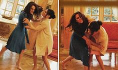 """MEGHAN Markle and Kate, Duchess of Cambridge have been filmed """"attacking each other"""" in hilarious spoof images taken by photographer Alison Jackson. Kate Middleton Pictures, Kate Middleton Hair, Kate Middleton Family, Donald Trump Wig, Meghan Markle News, Meghan Markle Latest News, Tw 125, Herzogin Von Cambridge, Kate And Meghan"""