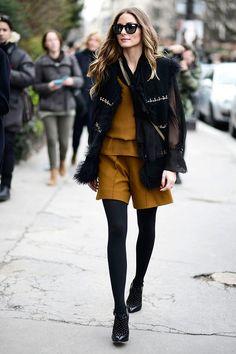 Street style Paris Fashion Week otono invierno 2014 | Galería de fotos 122 de 249 | VOGUE