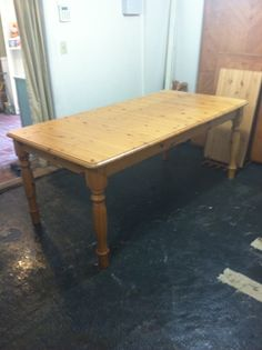 Table - Painted & Delivered in Your Choice of Annie Sloan Chalk Paint Colors - $400
