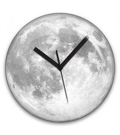 Horloge Clair de Lune - Achat Cadeau Design - Cadeau Maestro