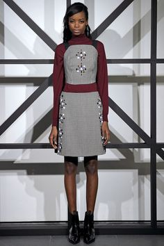 Tanya Taylor Fall 2013 Ready-to-Wear Collection Slideshow on Style.com