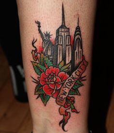 22 OTHER NYC TATTOO IDEAS Jason Tyler Grace