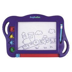 Imaginarium Magnetic Drawing Board - Blue #ToysRUs