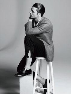 Matthew Goode by Johan Sandberg