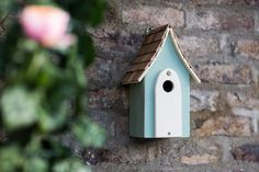 If your prefer green to yellow, this Gardman Country Cottage Nest Box is for you!