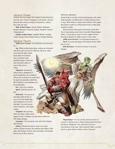 Not sure if Dungeons and Dragon is trolling me or the makers knew this whole time. But still(Insert hysterical Dragon laughter). Dnd 5e Races, D D Races, Advanced Dungeons And Dragons, Dungeons And Dragons Homebrew, High Fantasy, Fantasy Rpg, Character And Setting, Character Creation, Character Reference