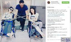 إصابة ابتسام تسكت والإعلامية ابتسام كتيبي أثناء…: أصيبت كل من الفنانة المغربية ابتسام تسكت والإعلامية ابتسام كتيبي لإصابة على مستوى الرجل…