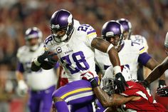 Adrian Peterson signs with the Saints! Is this a Good Move for the Saints - The Grueling Truth