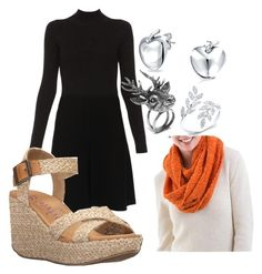 """""""Thanksgiving Dinner"""" by madio5995 ❤ liked on Polyvore featuring NOVICA, Paule Ka, Bling Jewelry, Mulberry, Anne Sisteron and Blowfish"""