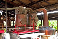 River Antoine Rum Distillery | Grenada, getting to grips with the Spice Isle | Weather2Travel.com #travel #Caribbean #beach #rum