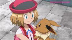 "[Pokemon XY&Z ] ♪ Fight Song ♪ //☆Serena & Eevee☆// ""Perfomance de Serena"""