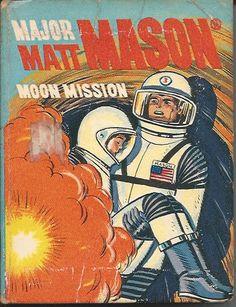 Major Matt Mason