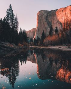 Ponderation — erubes1:   Evening light in Yosemite  Follow me:...