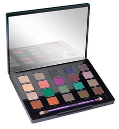 Urban Decay Holiday 2015 Collection - Vice 4 - all new colors - UD gets my vote for the most interesting and iconic shadow colors. Great formula - wish they did more mattes