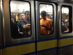 Instead of the #IceBucketChallenge, all the #Philippines' public officials must do the #PH transit system #LRT #MRT #PNR rush hour challenge. Lol