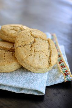 GF Sweet Buttermilk Biscuits