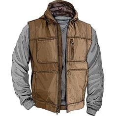 Duluth Trading Firehose vest