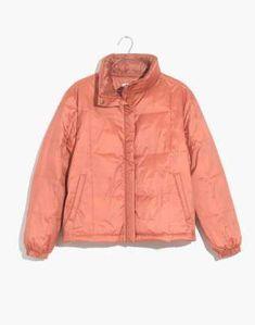 4bd696b43e9 Madewell Travel Buddy Packable Puffer Jacket Puffer Jackets