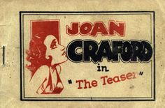 Joan Craford Tijuana Bible