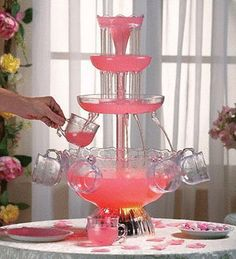 Party Decorations - Cocktail fountain - Punch Fountain - PARTY SUPPLIES Wedding Decorations and Party Decorations Fast delivery