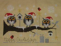 HAPPY OWLIDAYS!