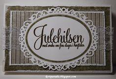 Julepyntede Toffifee-esker Sweet Box, Scrap, Paper Crafts, Frame, Cards, Decor, Picture Frame, Decoration, Tissue Paper Crafts