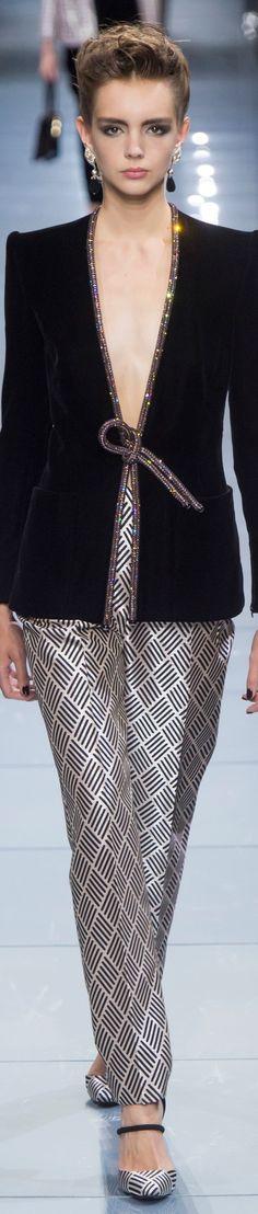 Armani Privé fall 2016 - couture ♕BOUTIQUE CHIC♕