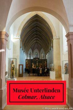 épinglé par ❃❀CM❁✿Visite du Musée Unterlinden de Colmar après rénovation