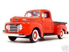 Up to 45% Off + FREE Shipping. View Available Deals and Coupons for 1948 Ford F1 Pickup Truck Red 1/18 Diecast Model Car by Road Signature.