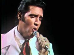 Elvis Presley - If i can dream (1968 studio) Love this song!