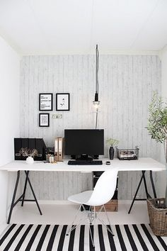 Nice desk and chair